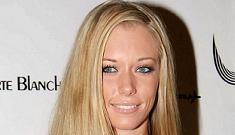 """Kendra Wilkinson """"really sad"""" about leaving Hef's aging side"""