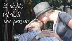 Scarlett Johansson and Ryan Reynolds had wedding at eco wilderness resort