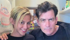 Charlie Sheen gets TLC documentary, sells t-shirts through his website