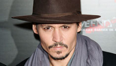 Johnny Depp is the highest paid star