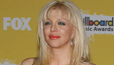 Courtney Love had gastric band surgery