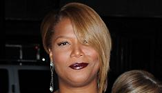 Queen Latifah says it's nobody's business if she's gay