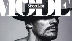 David Gandy sexes up Shortlist Mag: needs more skin?