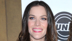 Is Liv Tyler looking a little plastic surgery-ish to anyone else?