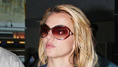 Britney Spears rejects plea deal in driver's license case