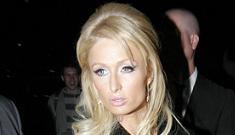 Paris Hilton has some deep fashion advice for Sarah Palin