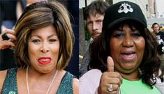 Aretha Franklin vs Tina Turner: the Battle of the Queens continues