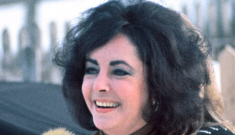 Elizabeth Taylor's last request: show up fashionably late to her own funeral
