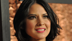 Olivia Munn at the Comedy Awards: pageanty famewhore or cute?