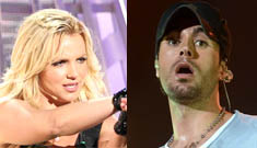 Enrique Iglesias pulls out of just-announced tour with Britney Spears