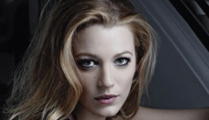 Blake Lively is too cheap & down-market to represent Chanel, critics say