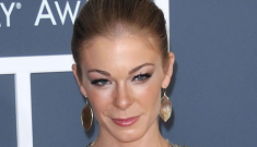 """LeAnn Rimes plans to """"argue naked"""" to make her marriage   to Eddie Cibrian work"""