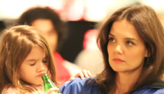 "Katie Holmes explains the Penis Gummis incident: ""I was horrified!"""