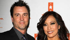 Carrie Ann Inaba's boyfriend proposes to her on Regis & Kelly: cheesy or sweet?