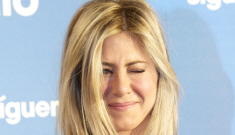 Jennifer Aniston is trying to make this Bradley Cooper thing happen again