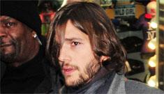 "Ashton Kutcher buys $4k ""Doomsday Kit"""