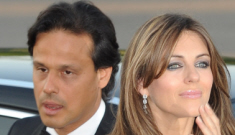"""Elizabeth Hurley files for divorce, cites Arun Nayar's """"unreasonable behavior"""""""