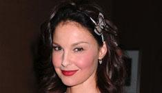 Ashley Judd's memoir: repressed memories of childhood sexual abuse