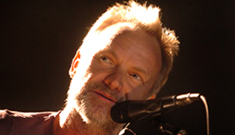 Sting leads all-star tribute to Pavarotti on his birthday