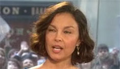 Ashley Judd on TV: I made a decision to be abstinent from all press about the book