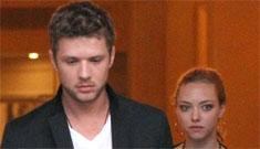 Ryan Phillippe takes Amanda Seyfried to Paris: serious or reacting to Reese's wedding?