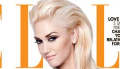 "Gwen Stefani covers Elle: ""I'm very vain… I love the visual"""