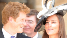 Kate Middleton's firstborn is probably going to be a ginger