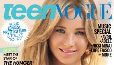 Jennifer Lawrence covers Teen Vogue, is The Anti-Kristen Stewart