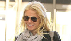 Goop: 'I can be 38 & have two kids & wear a bikini b/c I work my f'ing ass off'