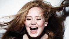 "Adele covers Rolling Stone: ""I don't make music for eyes, I make music for ears"""