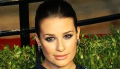 "Lea Michele ""mocked a girl for no reason"" at Coachella"