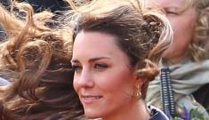 Kate Middleton's nine-year Waity status got the whitewash treatment