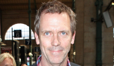 Hugh Laurie in Paris: has 'House' jumped the shark?