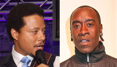 Terrence Howard out, Don Cheadle in Iron Man 2