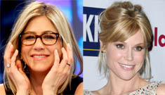 Julie Bowen: 'You have to drink' to get beautiful like Jennifer Aniston