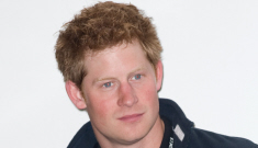 """Prince Harry talks about charity & the """"pleasure dome"""""""