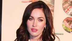 Is Megan Fox (finally) getting rid of her Marilyn tattoo?