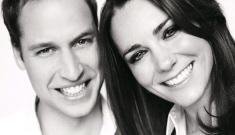 Kate Middleton & Prince William's latest Testino photo: gorgeous or fug?
