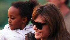 Angelina & Brad's child care costs: $1 million per kid, per year?