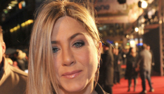 "Jennifer Aniston's ""natural beauty"" secret: Radiesse fillers, not Botox?"