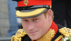 Prince Harry in black: the hottest royal & the most eligible bachelor?