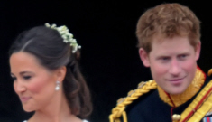 """Prince Harry & Pippa Middleton, alone at last?"" links"