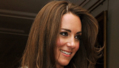 Kate Middleton debuts her second McQueen wedding frock: cute or meh?