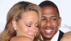 Mariah Carey & Nick named their babies: Monroe & Moroccan!