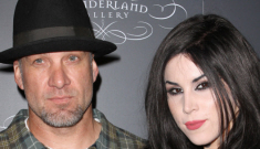 "Jesse James: Kat Von D is ""100 percent"" better in bed than Sandra Bullock"