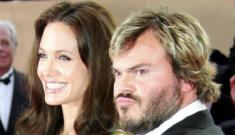 Angelina Jolie & Jack Black talk adoption, kids & 'Kung Fu Panda 2′