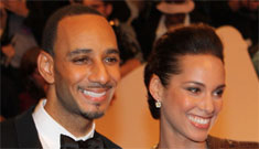 "Alicia Keys on loving Swizz Beatz: ""I feel so open now, everything is going to be fine"""