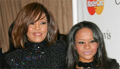 Whitney Houston's daughter and son caught in a gun battle and are facing jail time