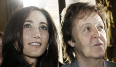 Paul McCartney is engaged: is she another con artist golddigger?