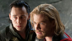 'Thor' and his mighty abdominal muscles rule the box office